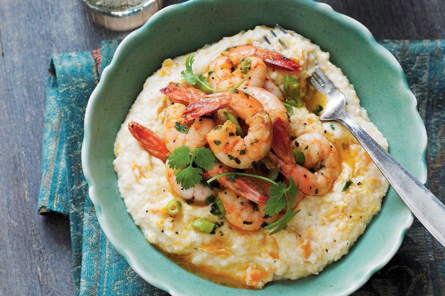 This Is the Secret to the Best Shrimp and Grits Ever