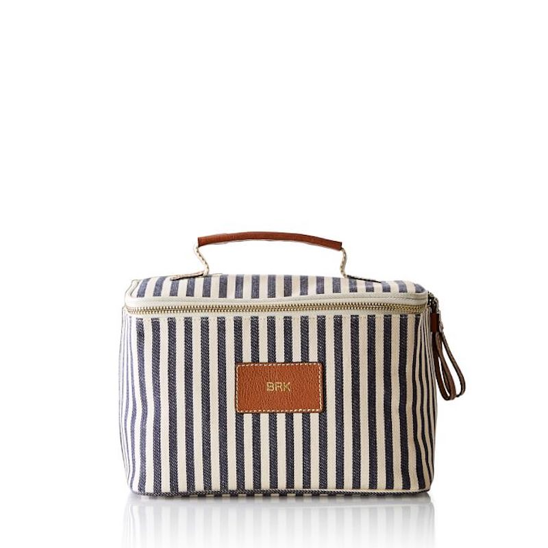 Lunch Bags for Women, striped bag from Mark & Graham