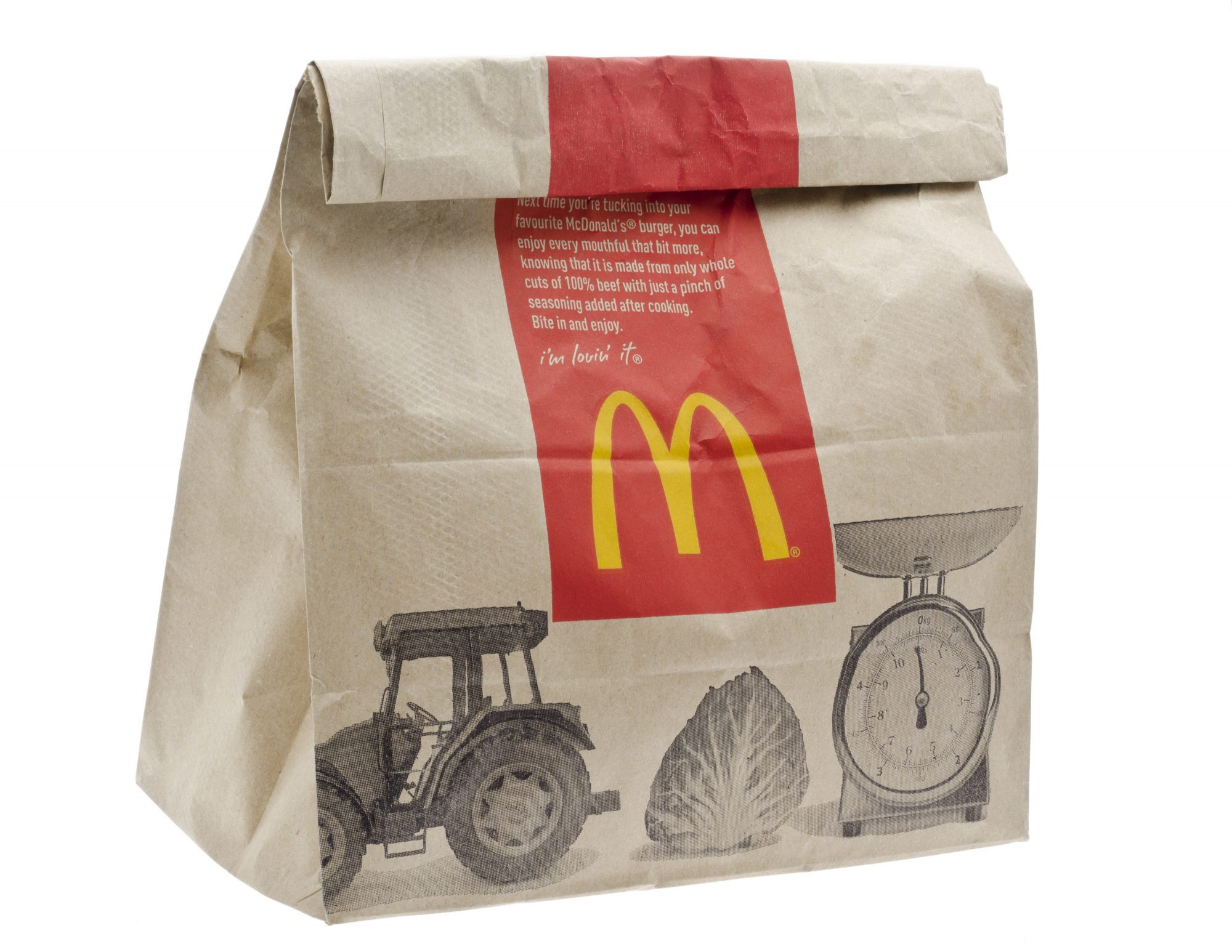 McDonald's Adds DoorDash as Delivery Partner