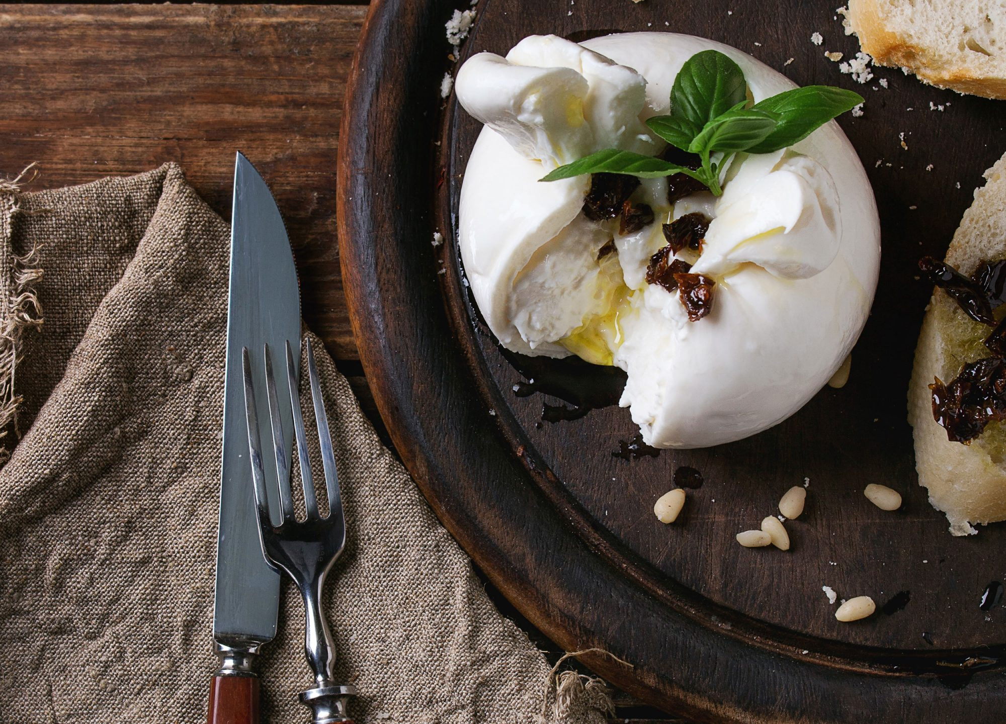 Did You Know There Are Actually 12 Types of Mozzarella?