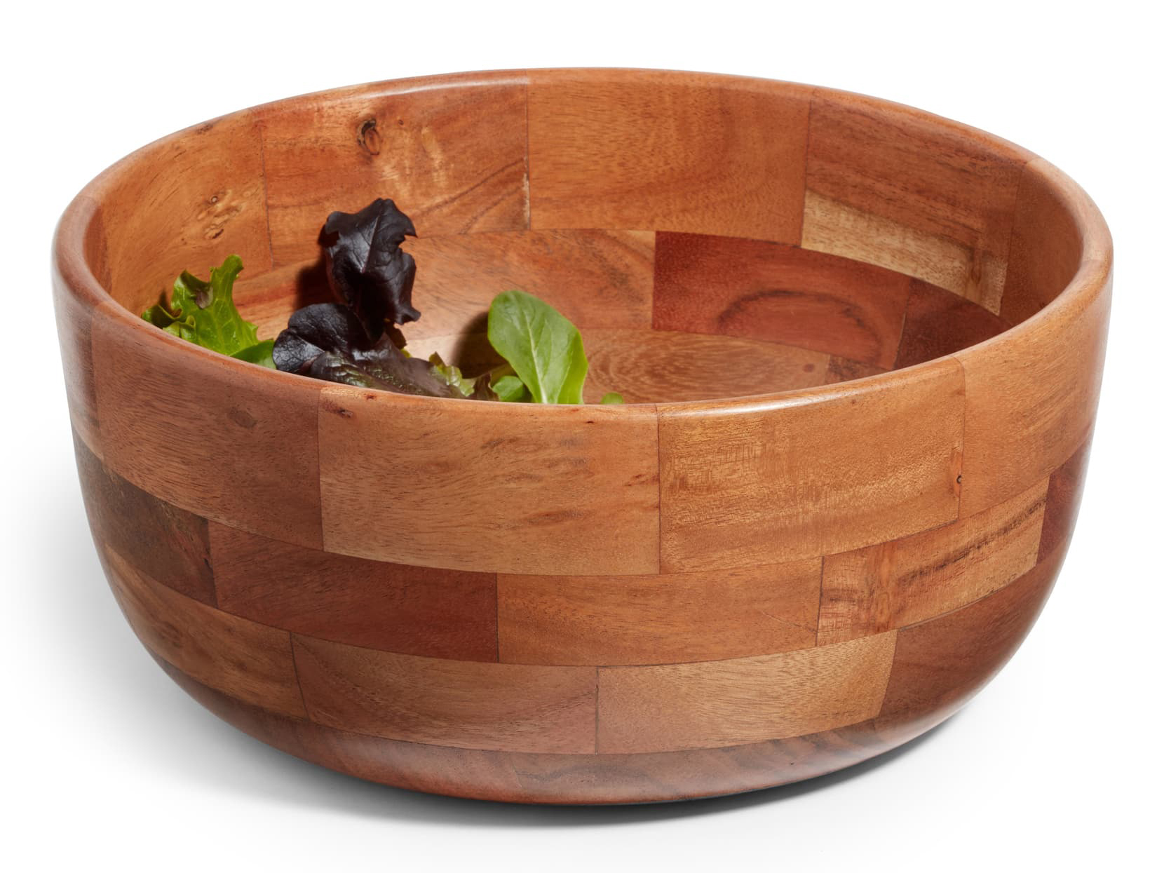 Nordstrom at Home Medium Wood Serving Bowl