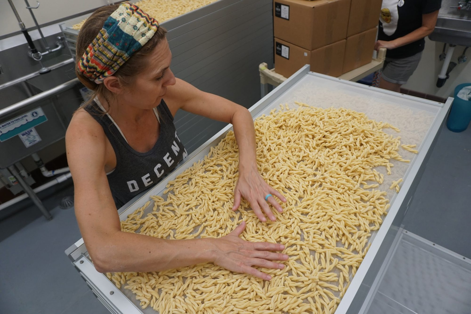 The Woman at the Center of L.A.'s Big, Beautiful Pasta Moment