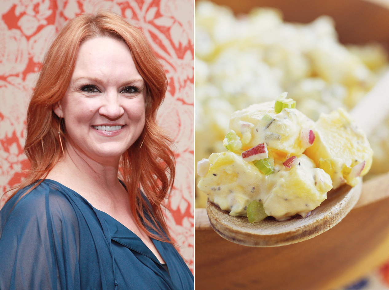 The Pioneer Woman's Secret Ingredient for Potato Salad Is Genius