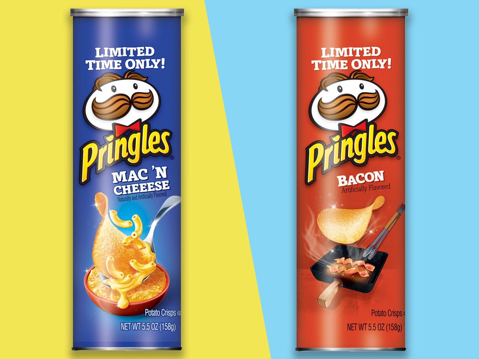 These Two Pringles Flavors Are Exclusively at Dollar General This Summer