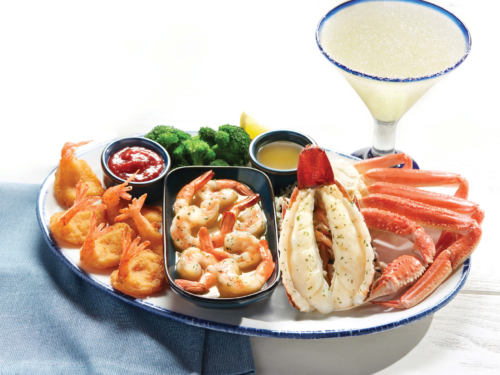 Red Lobster Created a Pairing Menu for 'Shark Week'
