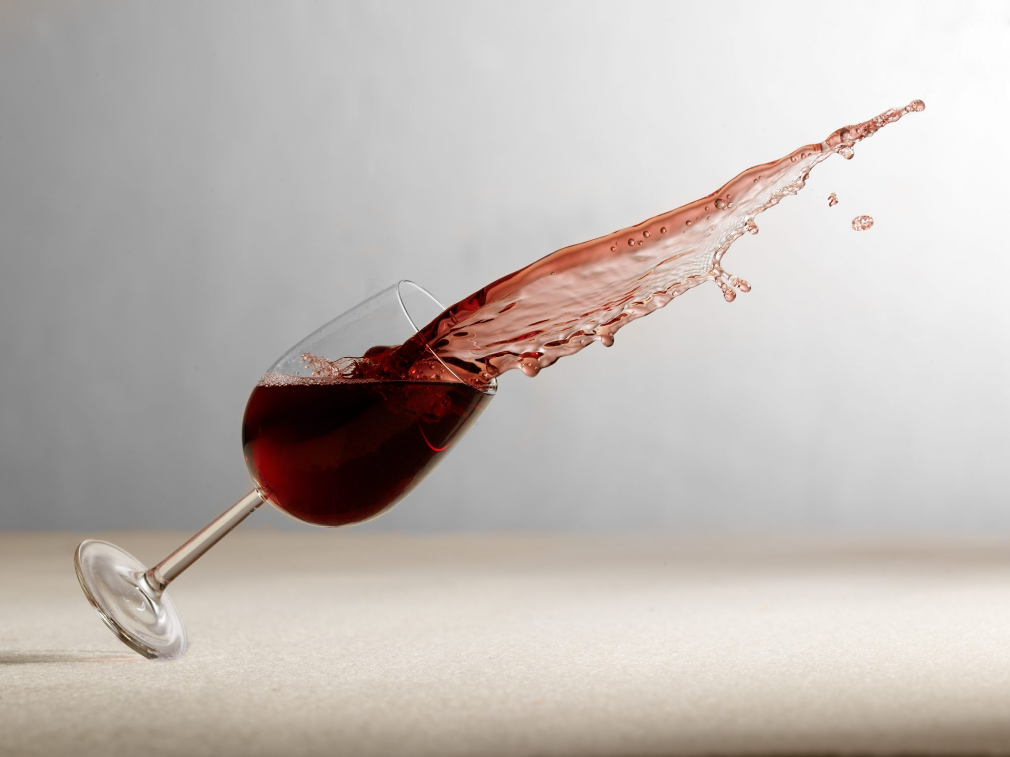 How to Remove Red Wine Stains From Almost Anything