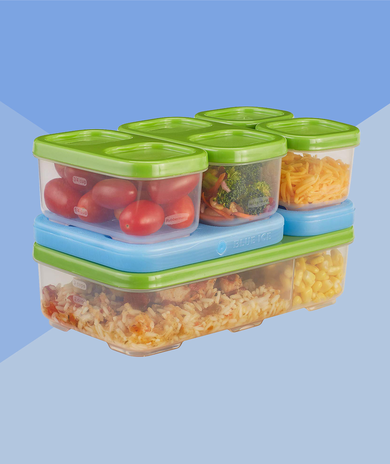 These Genius Containers Keep Your Lunch Organized and Cool for Hours—And They're on Super Sale