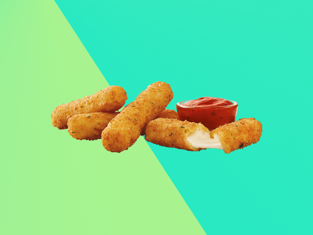 A Definitive Ranking of the Best Fast-Food Mozzarella Sticks