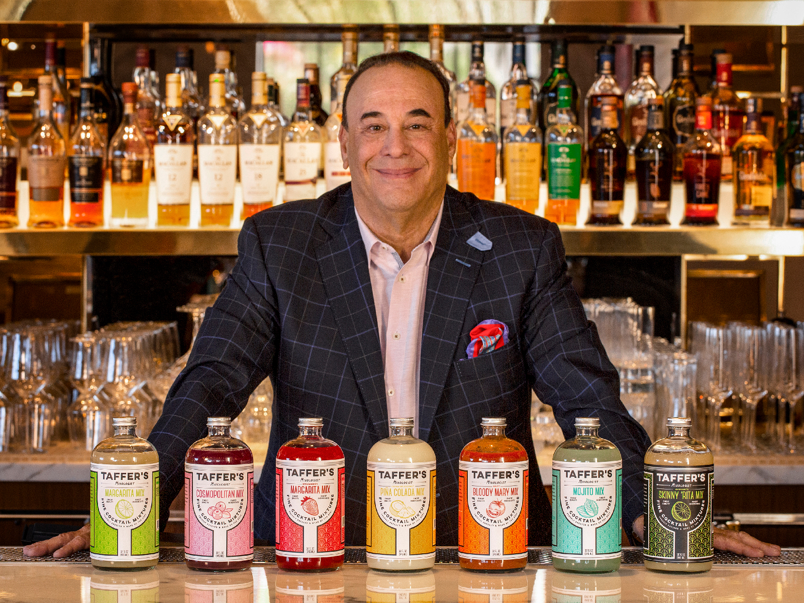 'Bar Rescue' Star Jon Taffer Released His Own Line of Cocktail Mixers