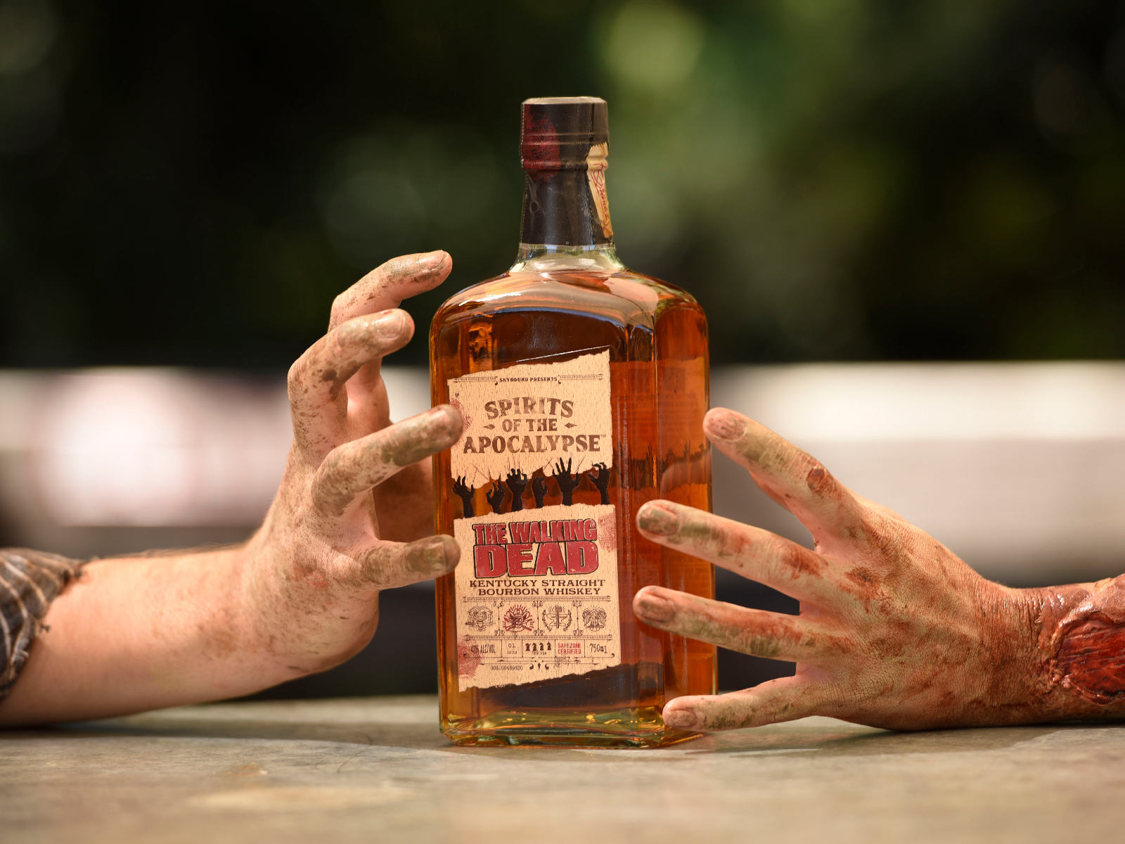 'The Walking Dead' Bourbon Arrives This Fall
