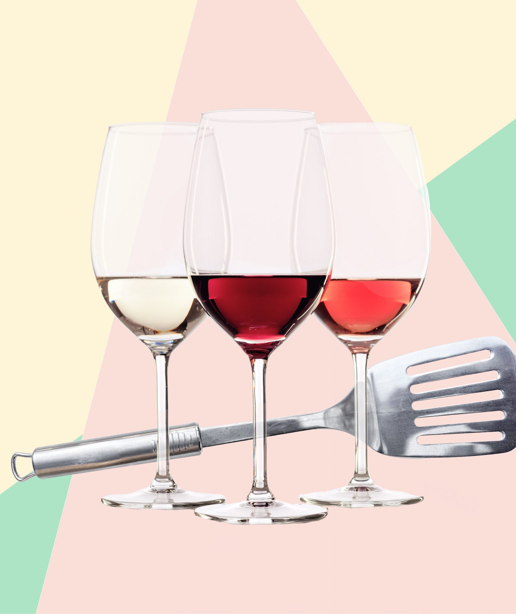 The Perfect Wine Pairings For All Your Favorite BBQ and Grilled Foods