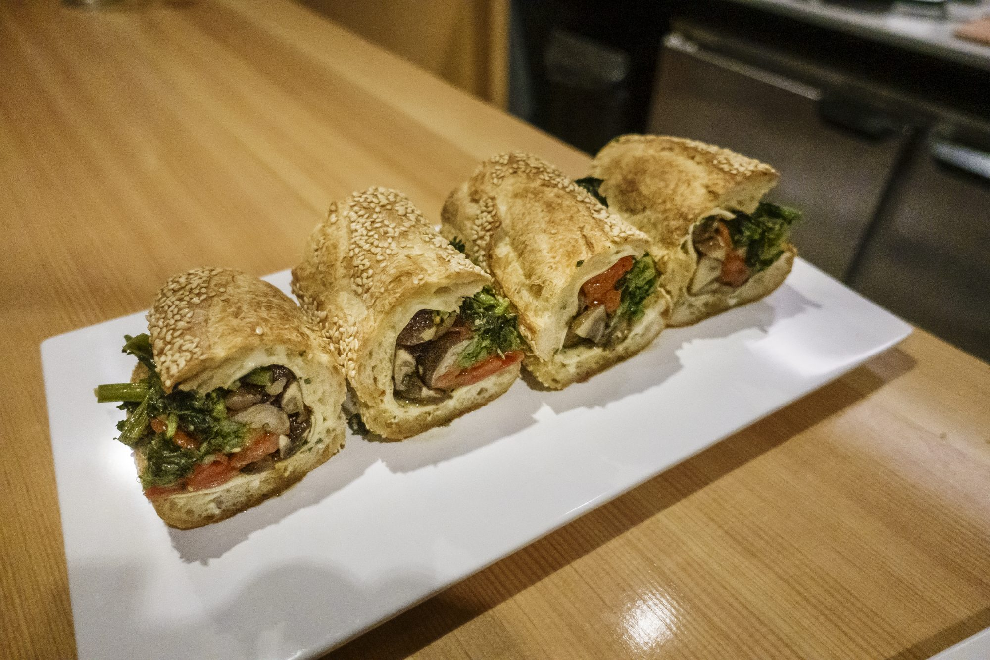 Philly's Famed Pizzeria Beddia Has a Hoagie Tasting Menu, and Nothing Is the Same