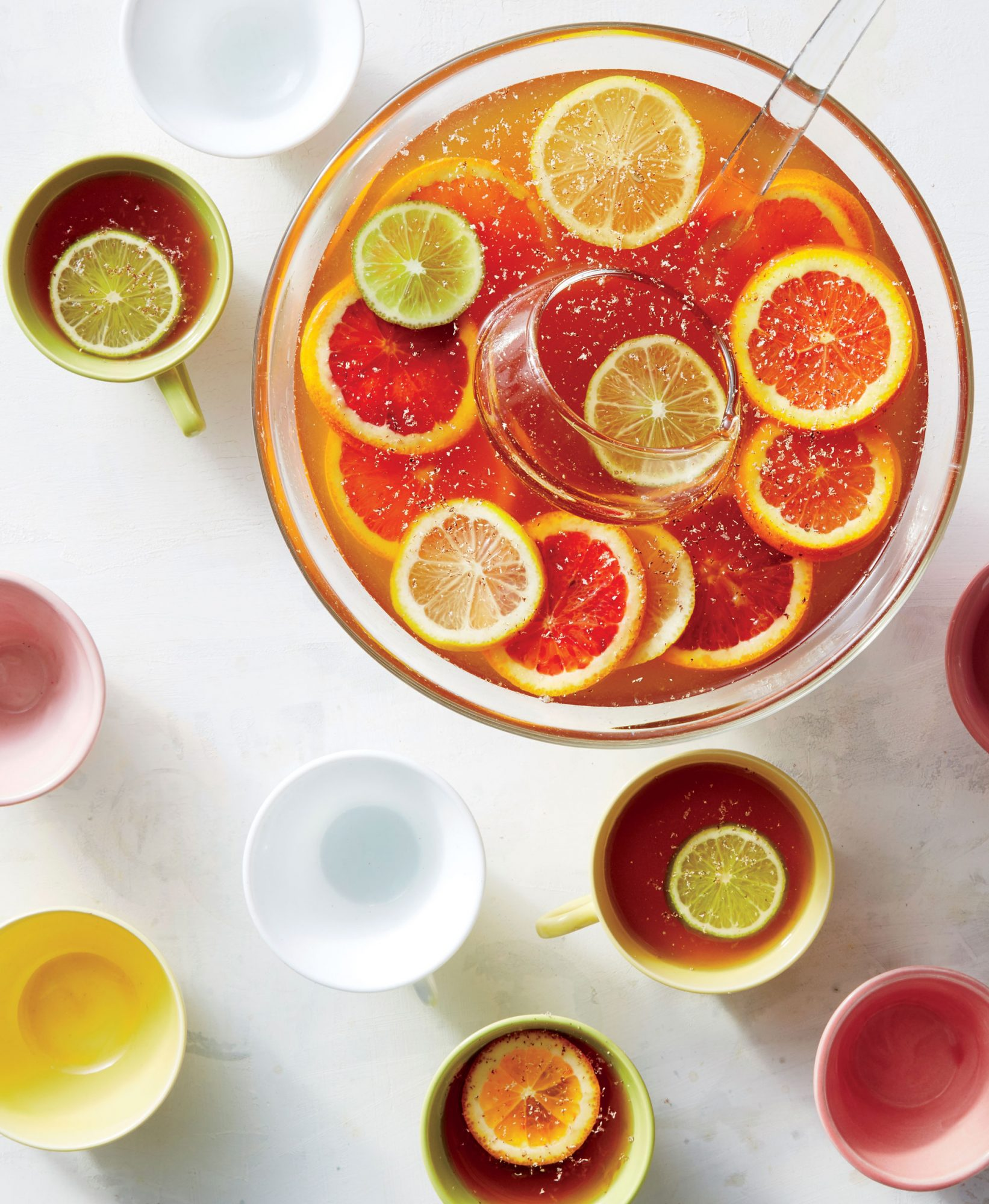 Spiced Citrus Punch image