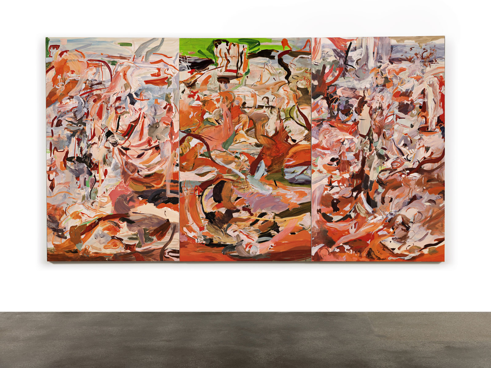 Cecily Brown Sotheby's