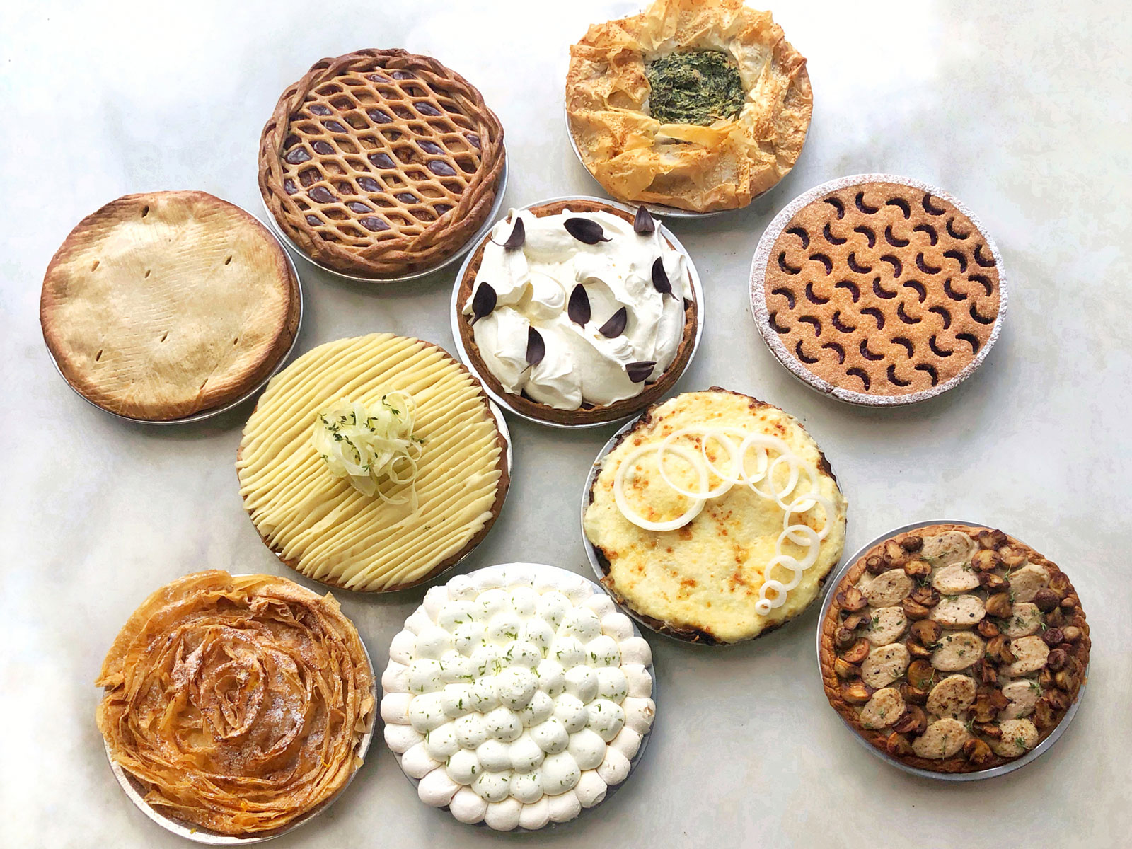 Dominique Ansel's 'Pie Night' Extravaganza Is Back—Here's How to Get Tickets