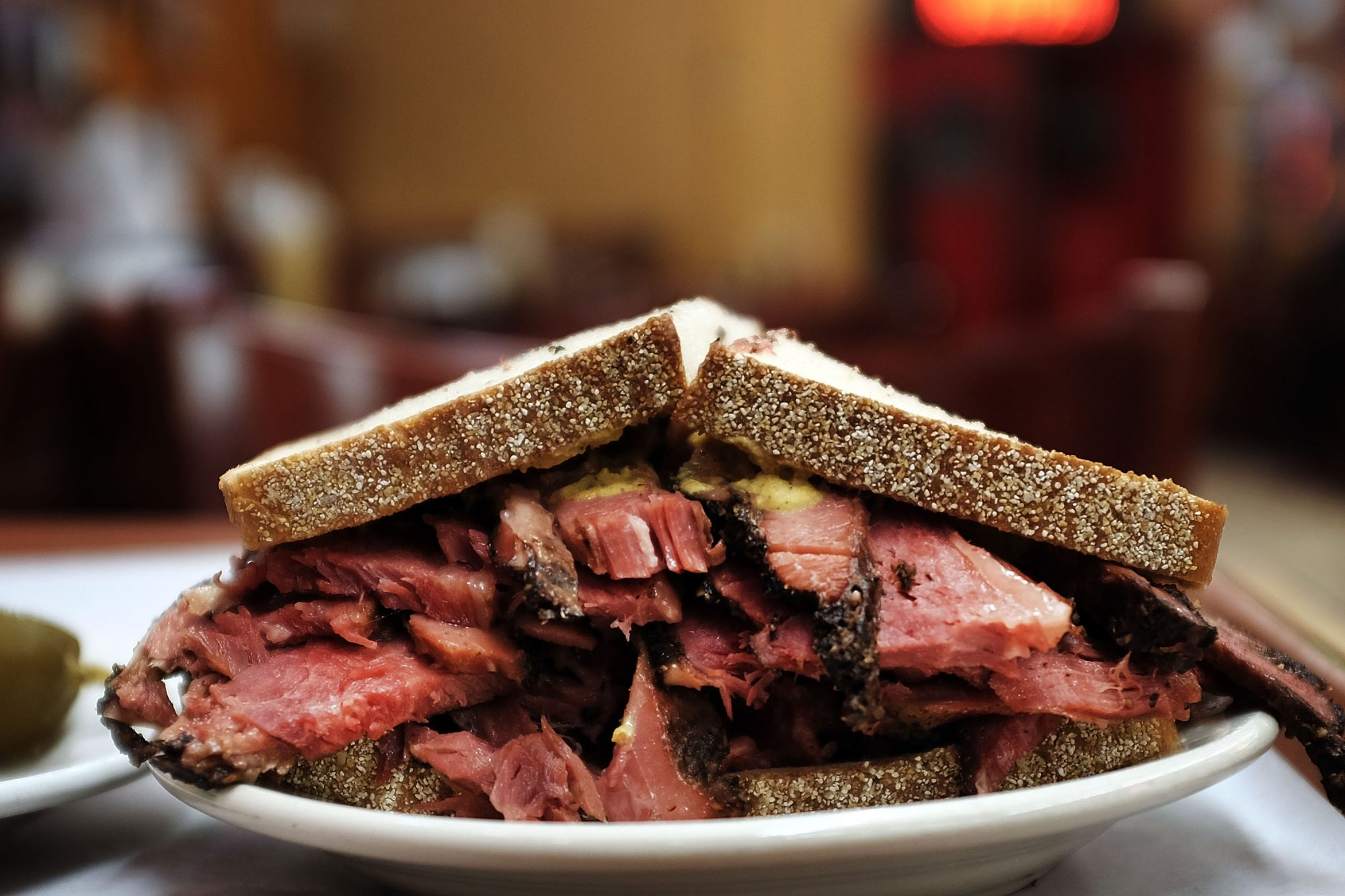 Katz's Deli to Take Its Iconic Pastrami on Tour