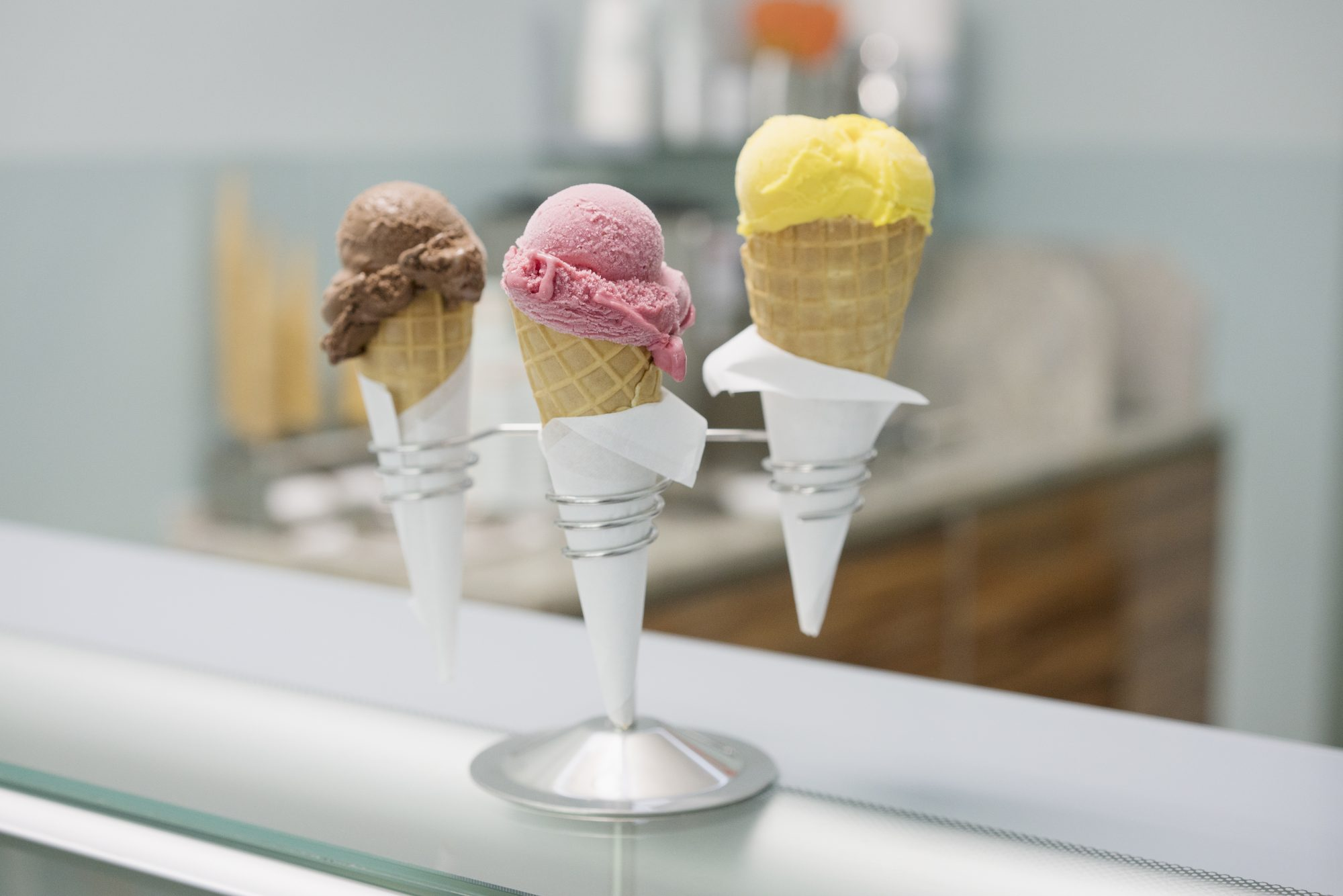 10 Iconic Ice Cream Parlors Worth a Pilgrimage This Labor Day Weekend