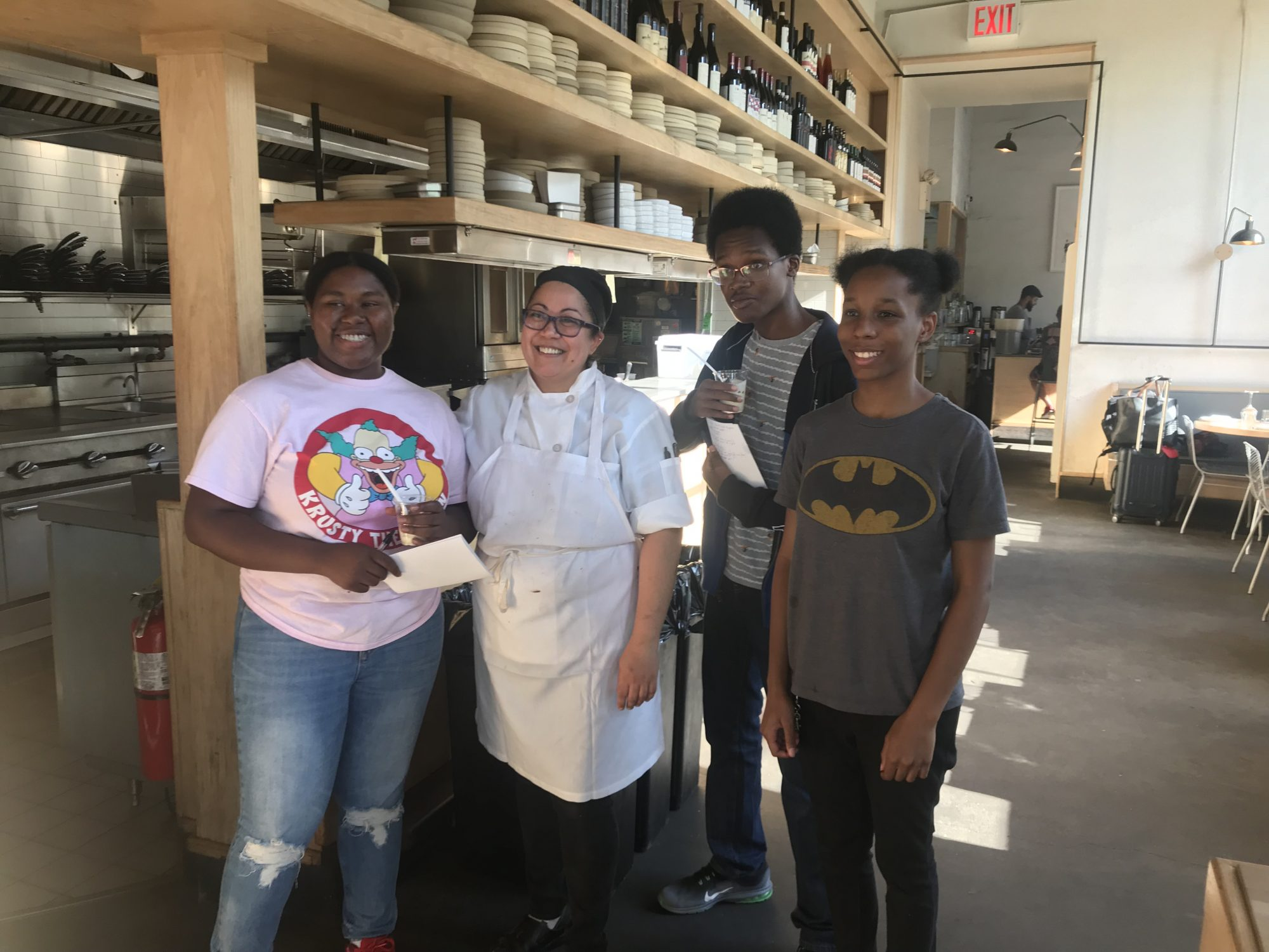 NYC High Schoolers to Take Over Caffé Lilia in Brooklyn