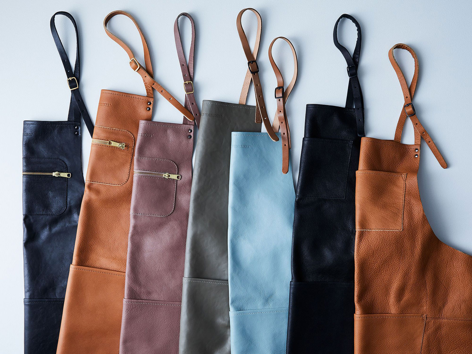 14 Essential Kitchen Aprons You'll Use for Every Holiday