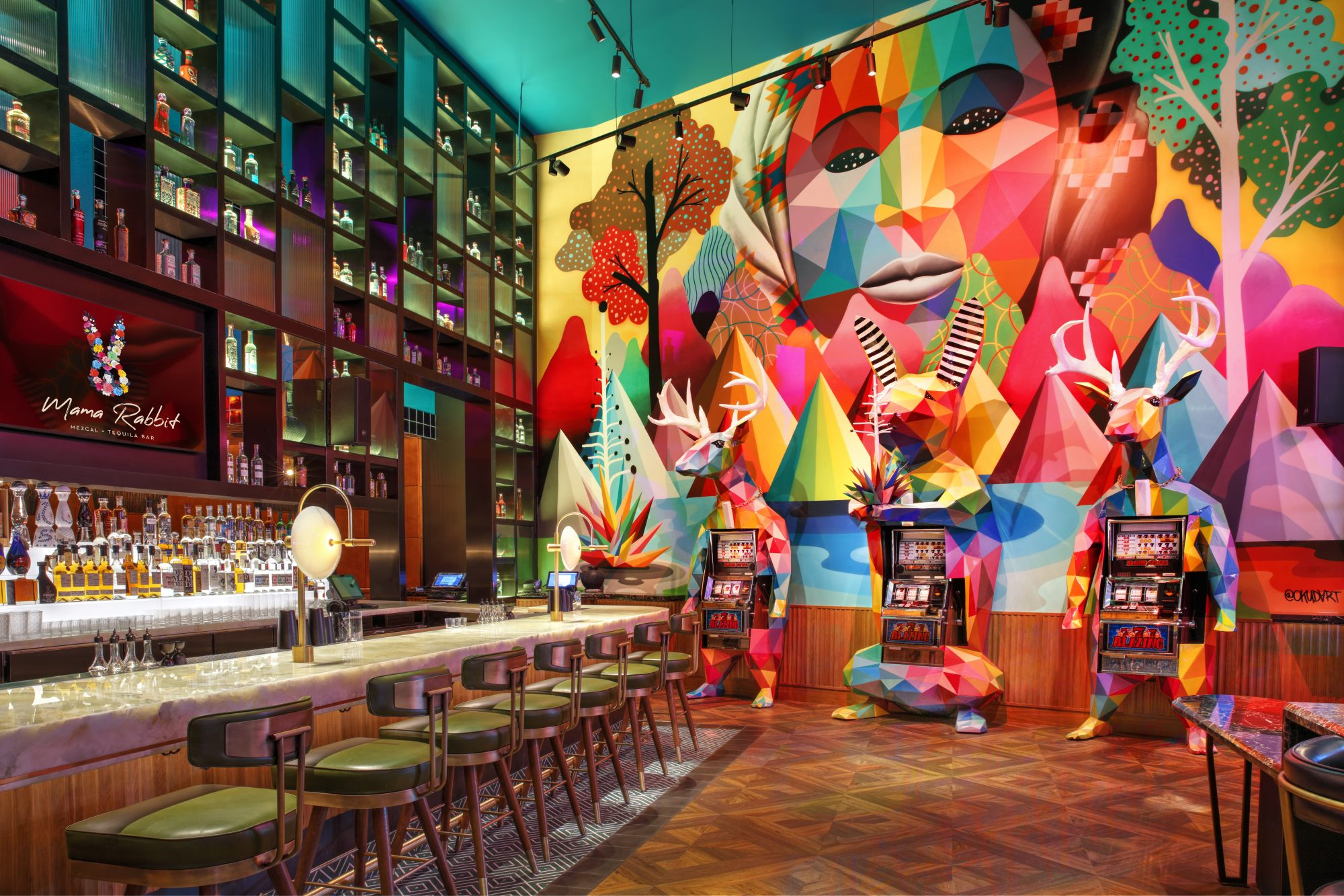New Oaxaca-Themed Bar Houses Las Vegas' Largest Collection of Tequilas and Mezcals