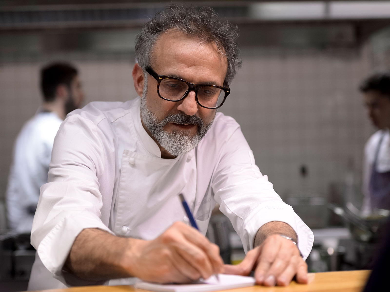Massimo Bottura Wants You and a Friend to Join Him for Dinner at Osteria Francescana