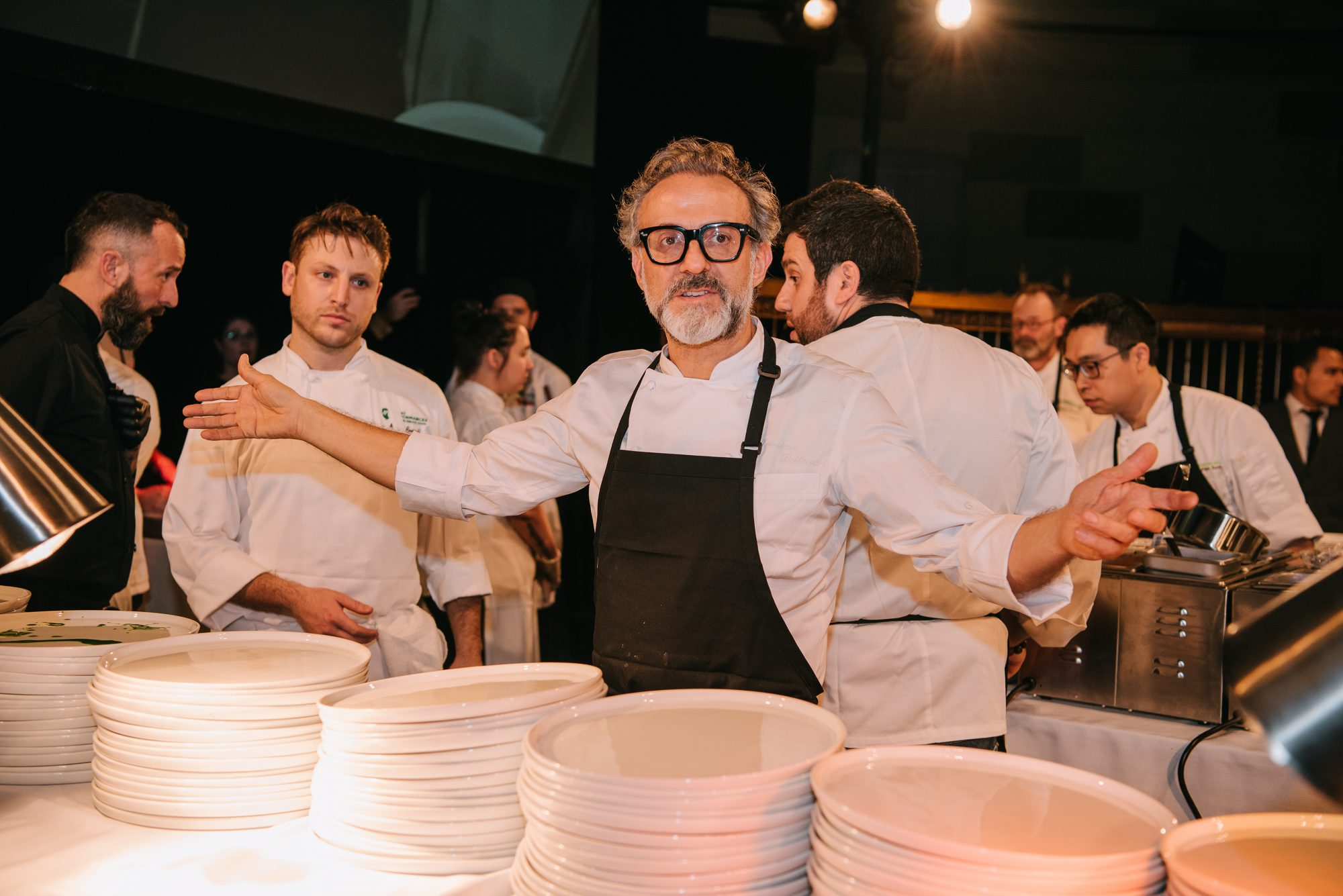 Mauro Colagreco and Massimo Bottura Team Up for Bucket List Dinner in Miami