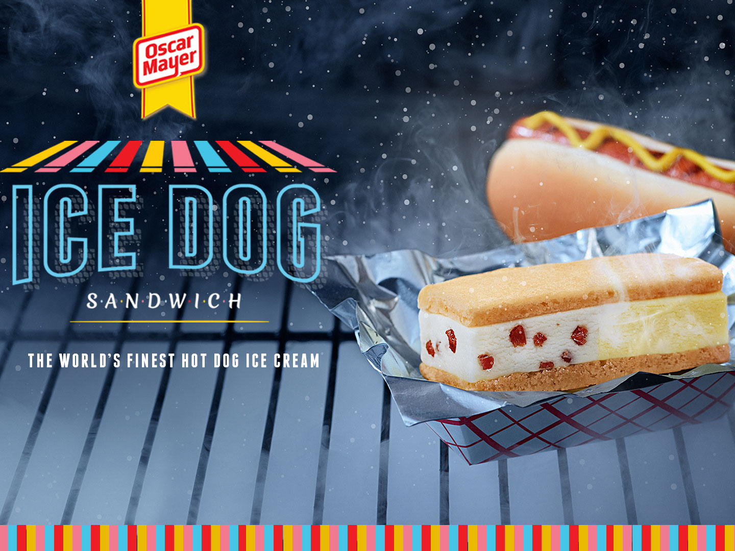 We Tried Hot Dog Ice Cream and Nothing Is the Same
