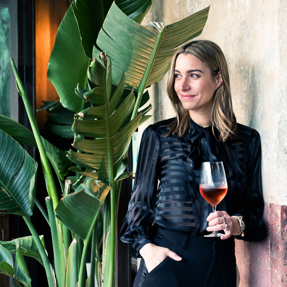 Sommelier Taylor Grant Loves Mexican Wine So Much, She Started Her Own Wine Label