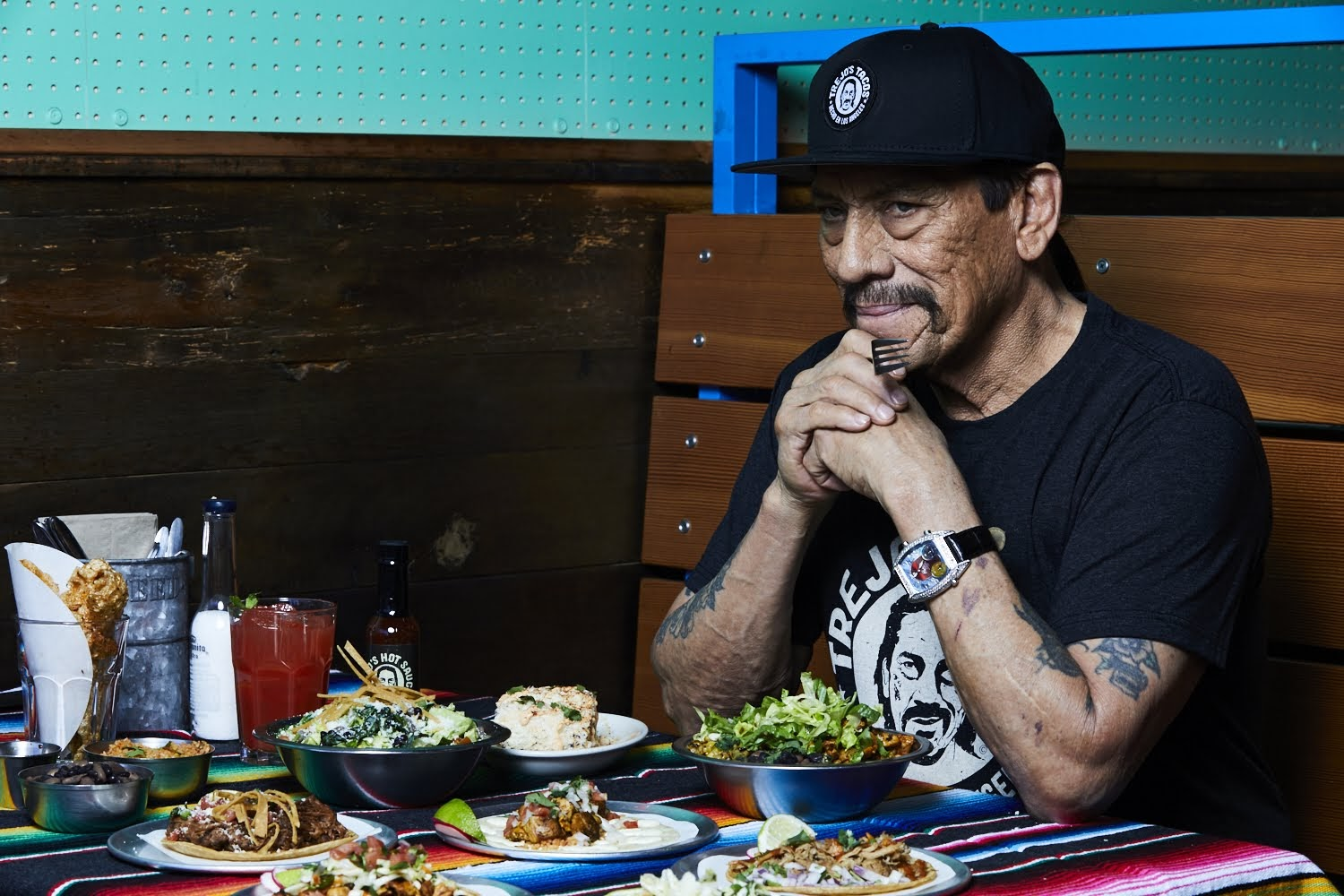 Inside L.A. Hero Danny Trejo's Big, Beautiful Mexican Restaurant Empire