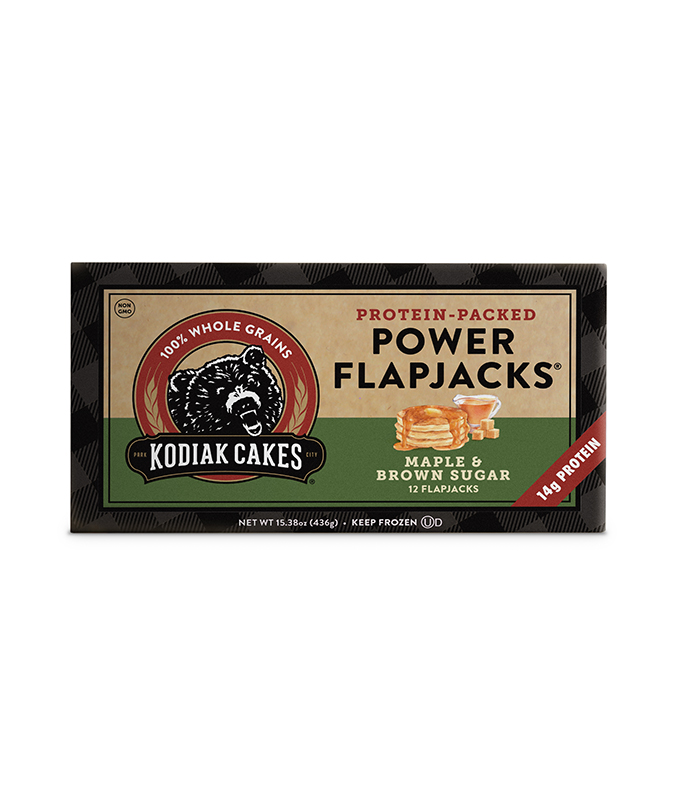 Kodiak Cakes Maple & Brown Sugar Power Flapjacks