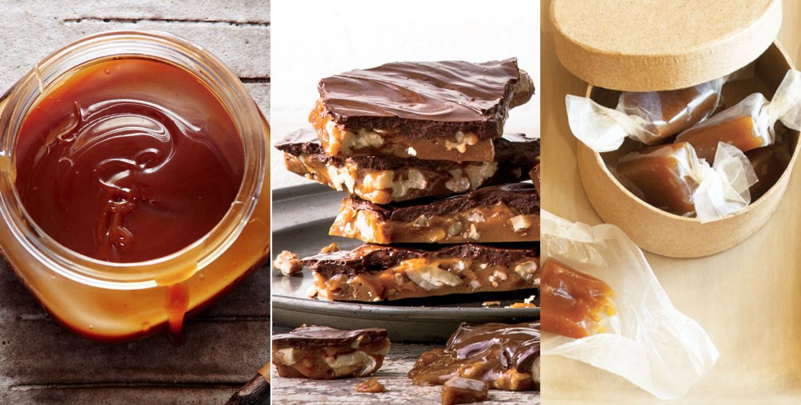 What's the Difference Between Caramel, Toffee, and Butterscotch?