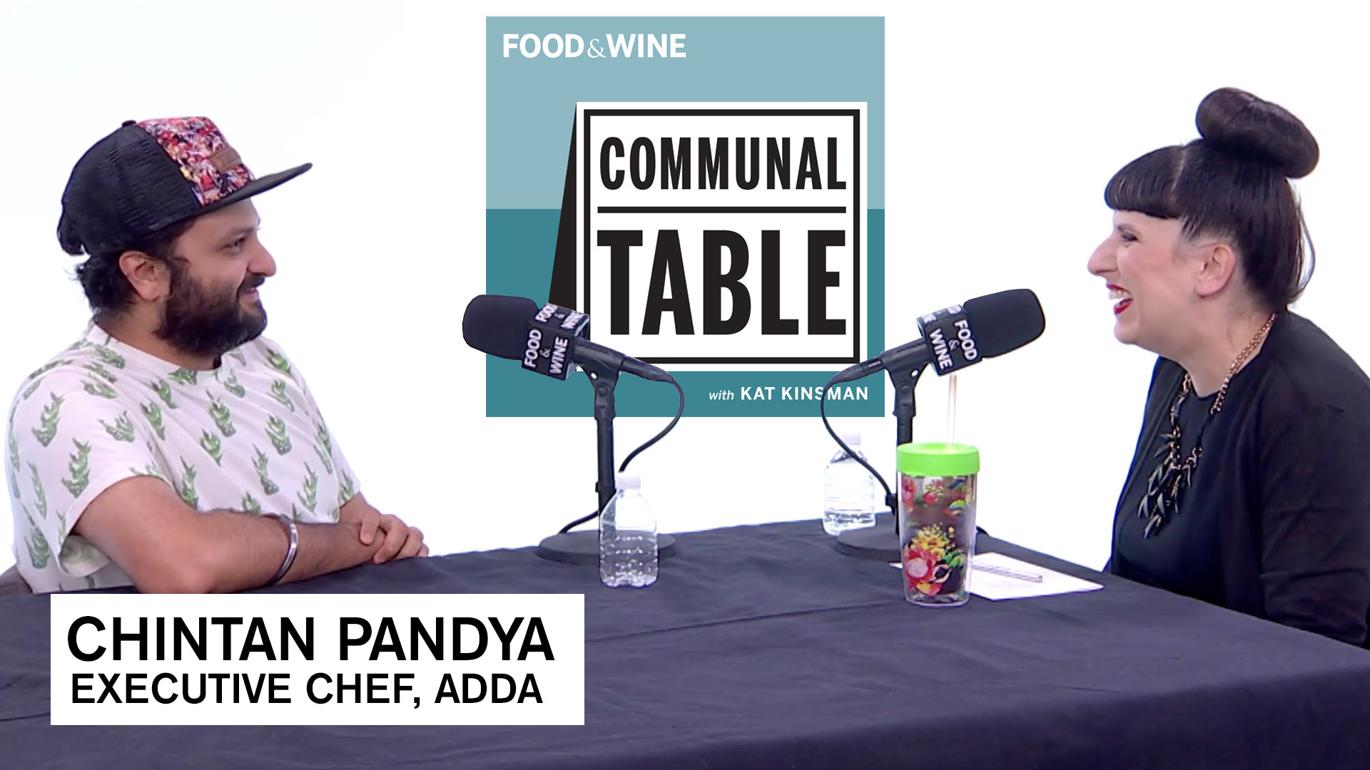 Communal Table Podcast: Chintan Pandya