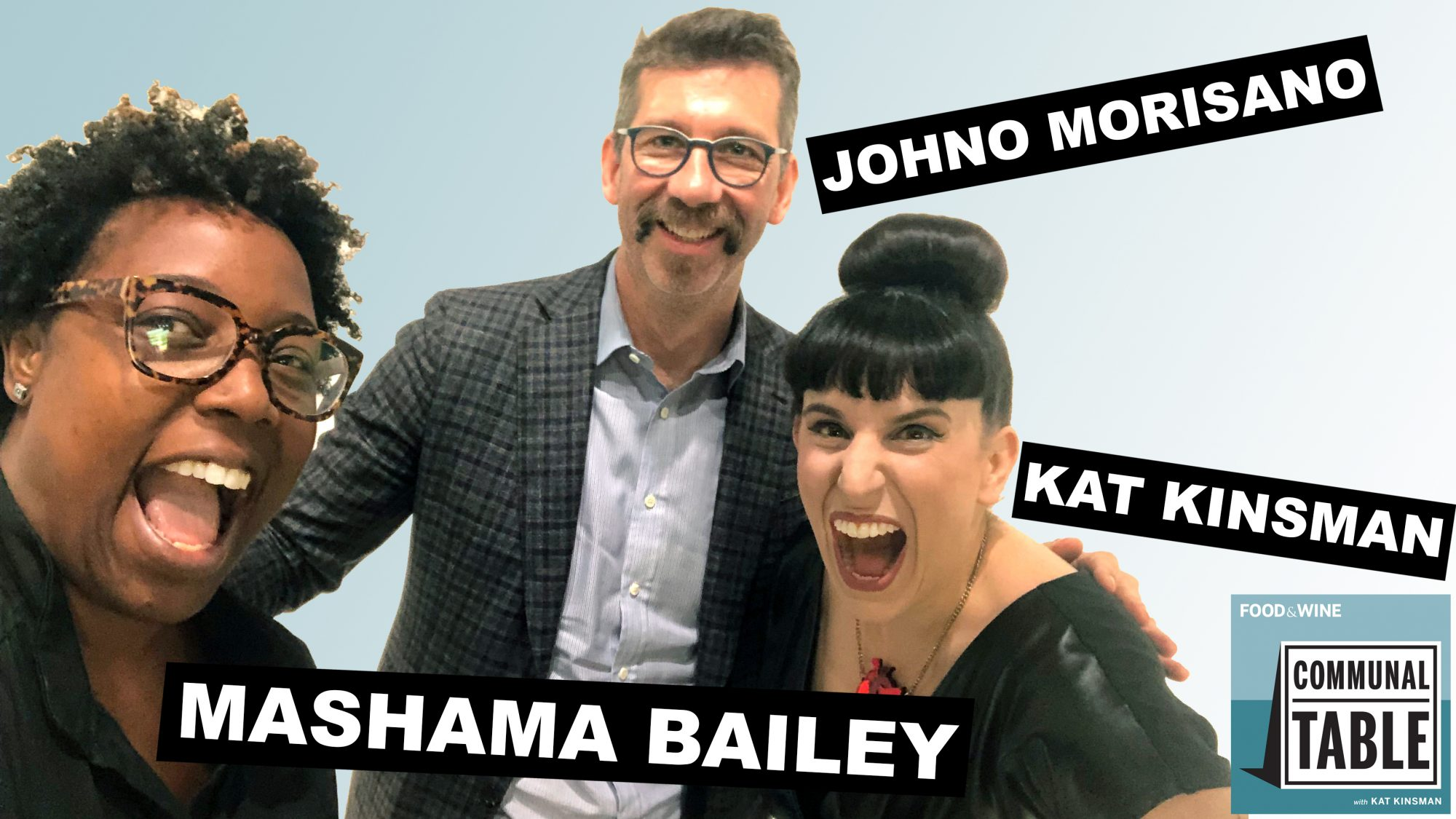 Communal Table Podcast: Mashama Bailey and Johno Morisano