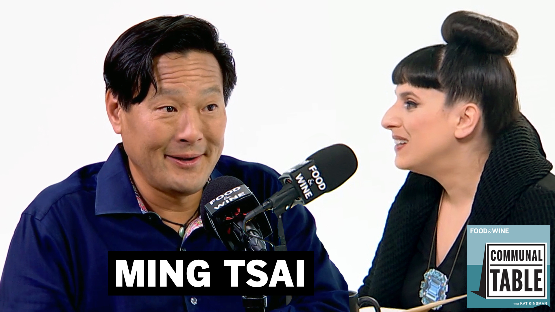 Communal Table Podcast: Ming Tsai