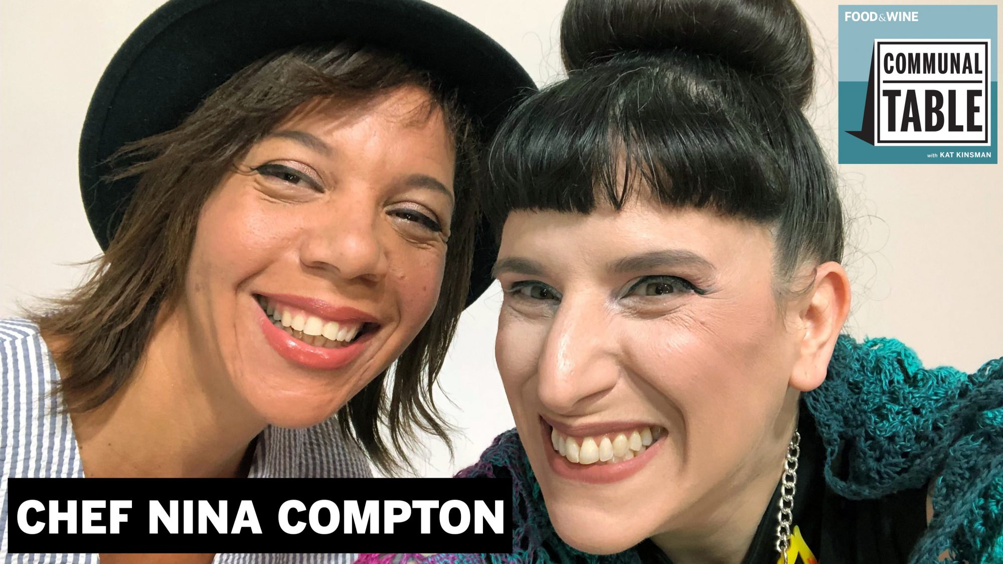 Communal Table Podcast: Nina Compton