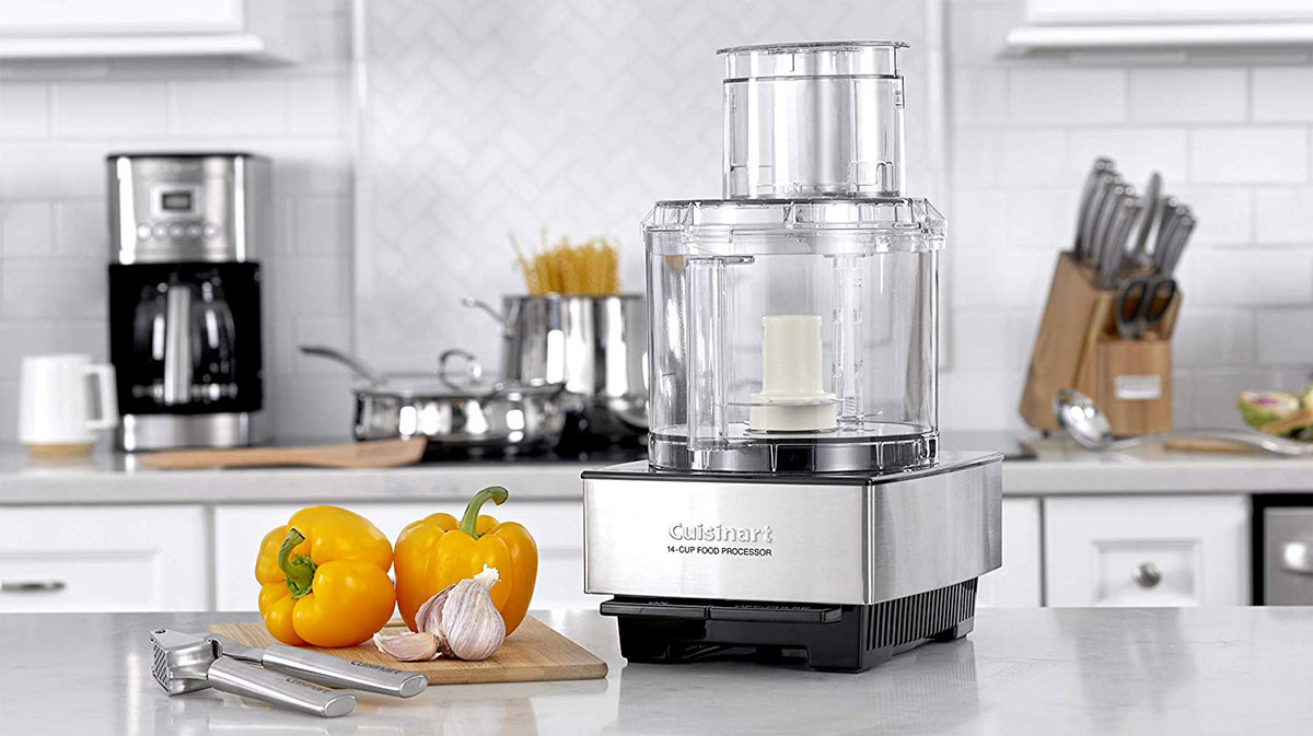 One of Our Favorite Cuisinart Food Processors Is on Sale Right Now