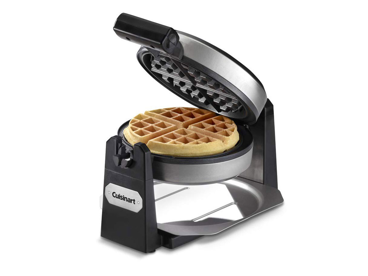 This Machine Makes Perfect Belgian Waffles Every Time — and It's on Super Sale