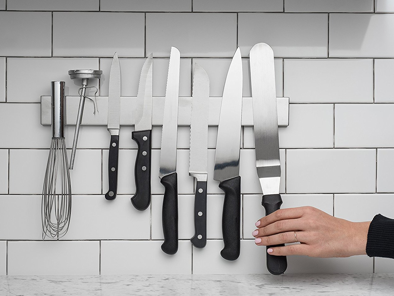 Modern Innovations Magnetic Knife Bar