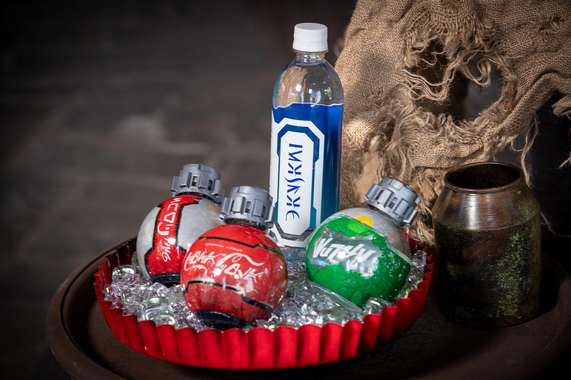 The TSA Wouldn't Let Thermal Detonator Coke Bottles From Star Wars: Galaxy's Edge on Flights