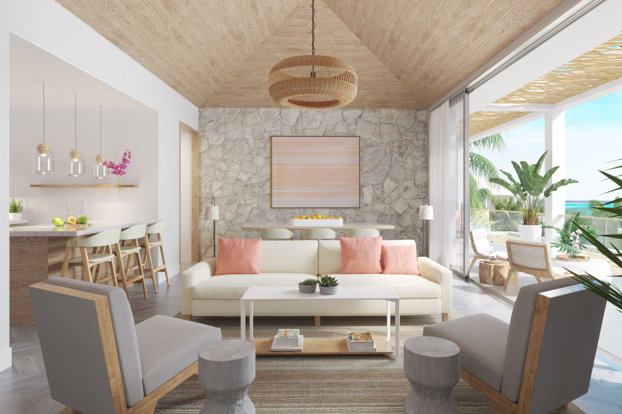 These Brand-New Caribbean Escapes Might Be the Chicest Condos We've Ever Seen