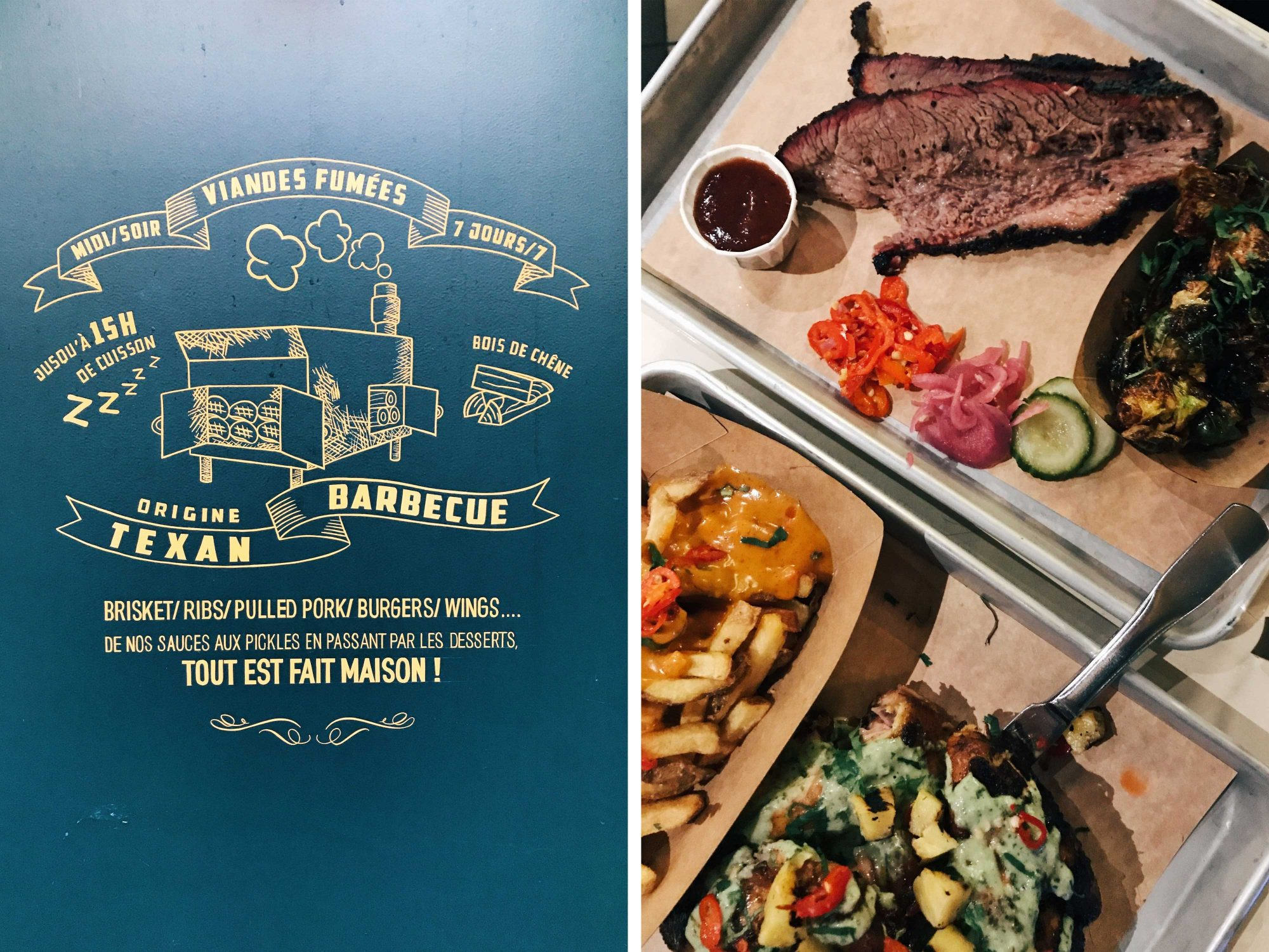 There's Authentic Texas BBQ in Paris That's Actually Quite Good