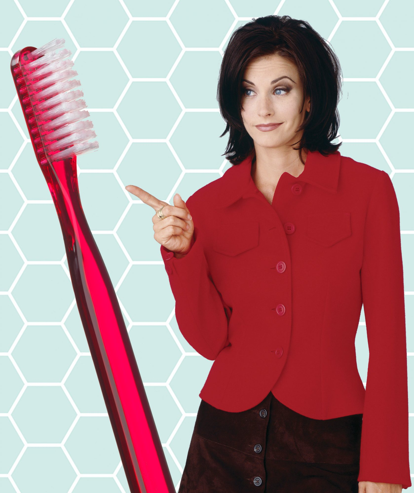 6 Genius Cleaning Hacks Even Monica Geller Hasn't Heard of Yet
