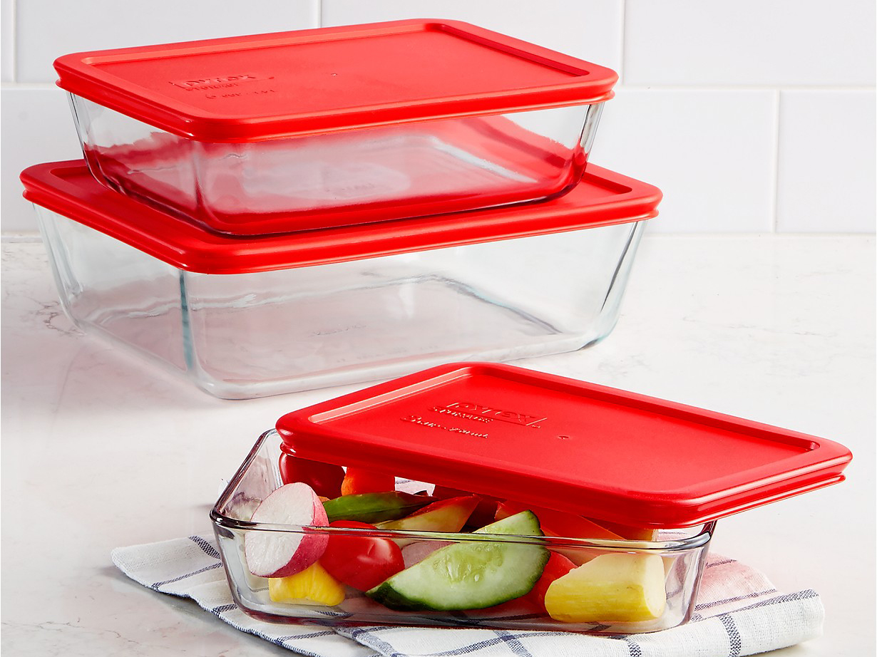 These Food Storage Containers Will Get Your Kitchen in Order — And They're 60% Off