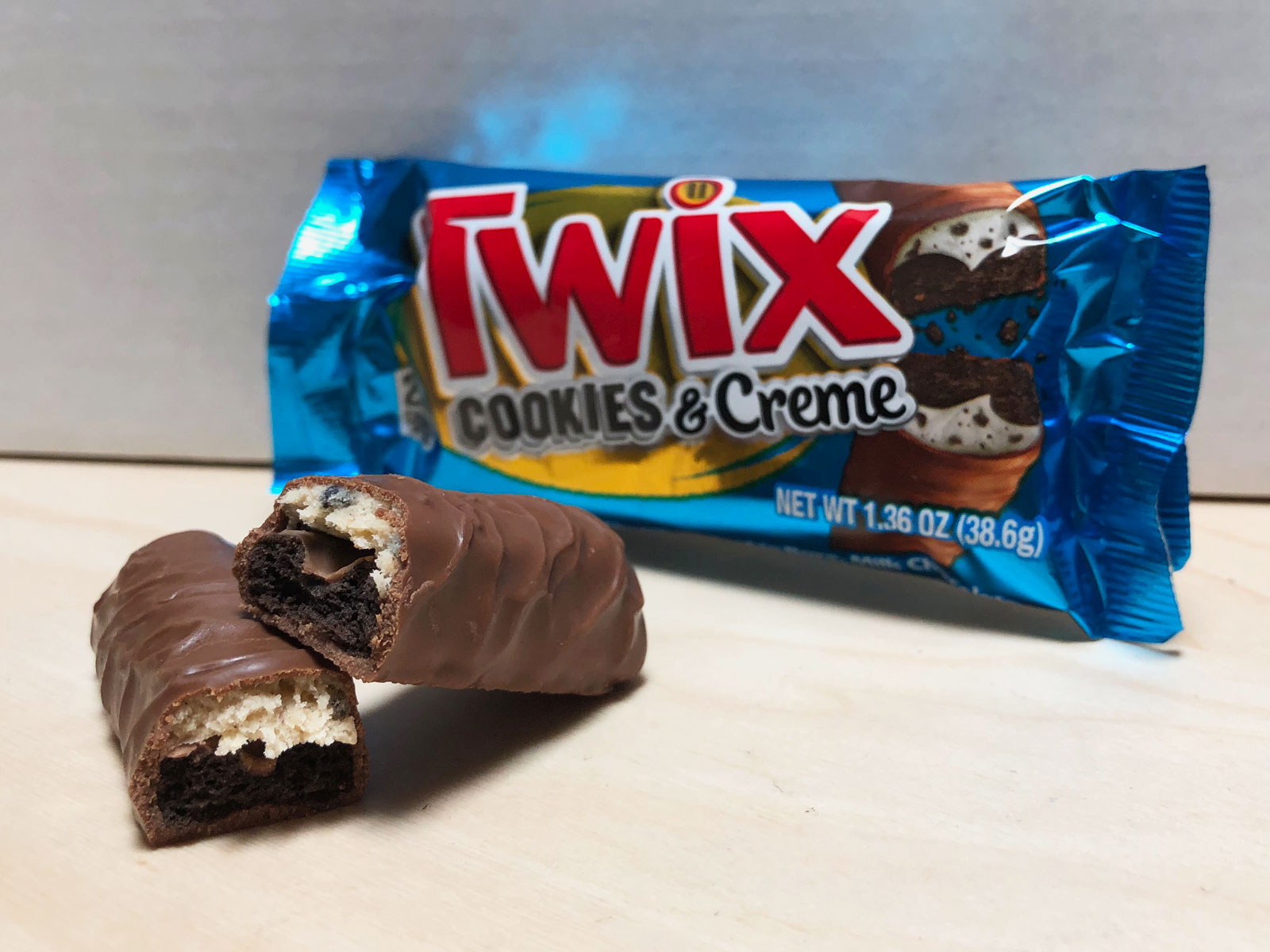 Cookies & Creme Twix Are Coming Back (and We Tried Them)