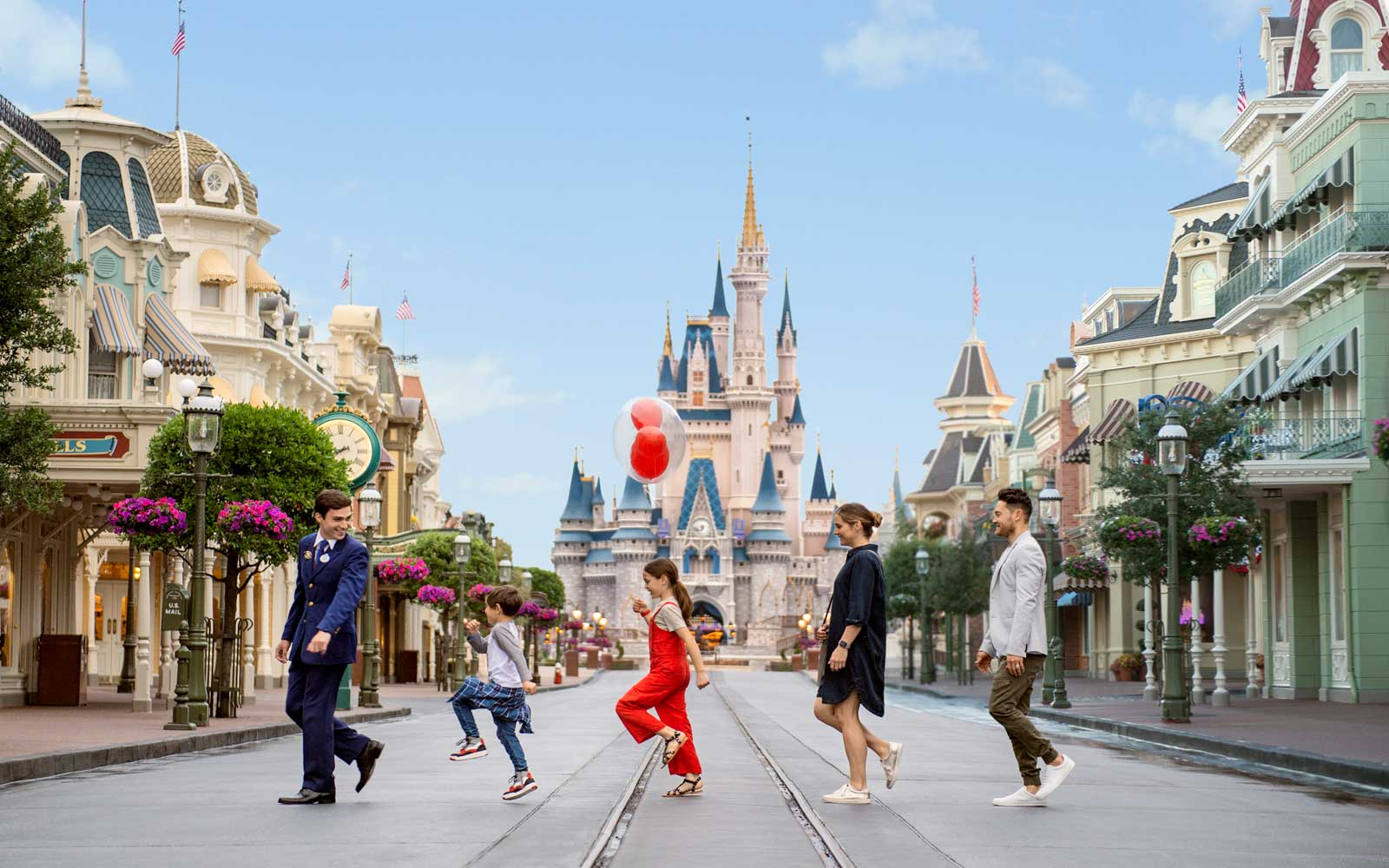 There's an Ultra-luxurious Side to Disney World That's Been Hiding in Plain Sight