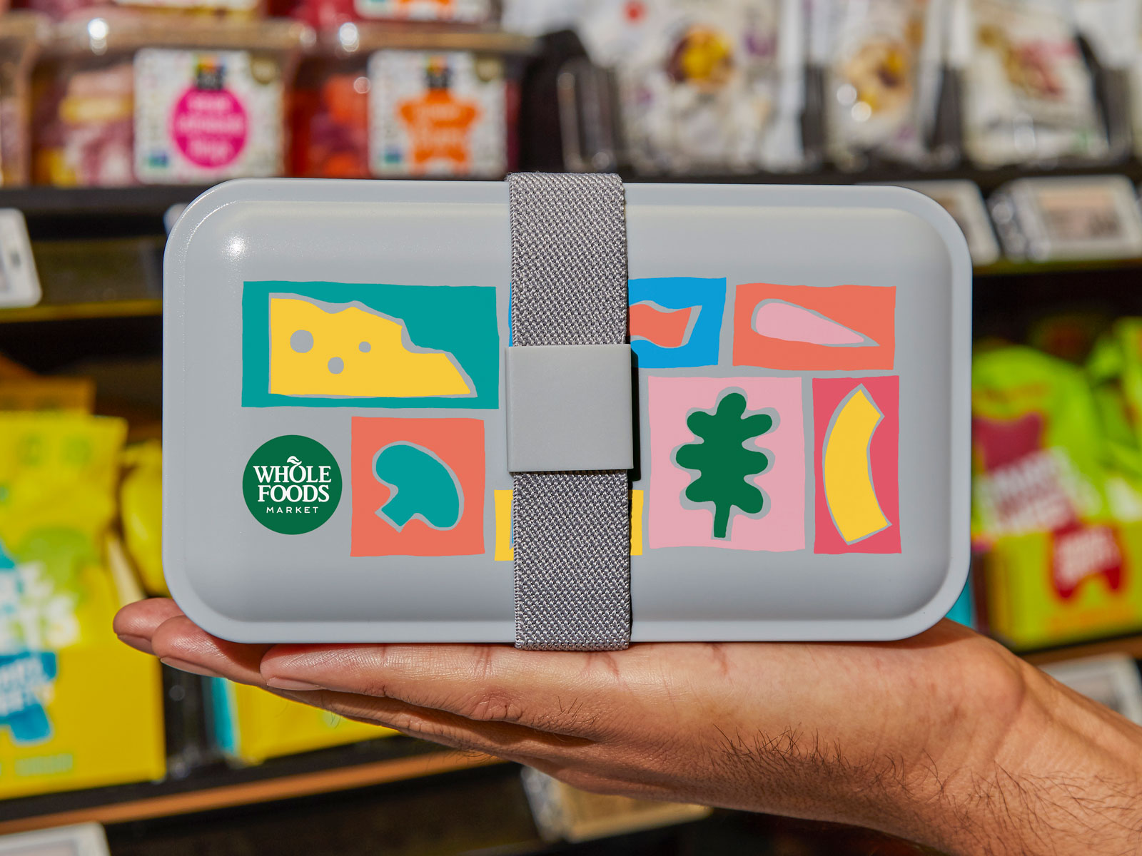 Whole Foods Is Giving Away Bento Boxes and Gift Cards This Weekend