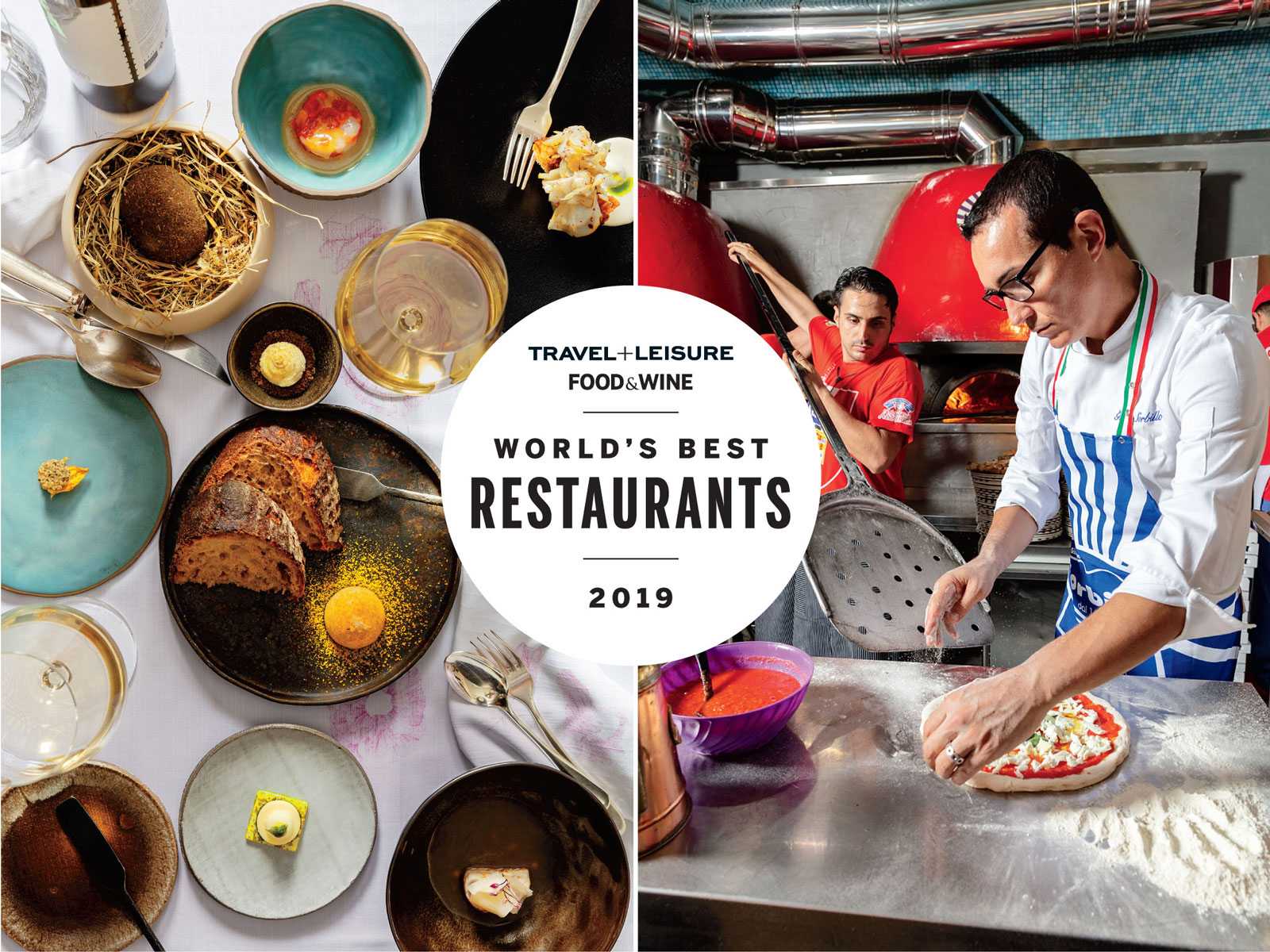 These Are the World's Best Restaurants: North America, South America, Africa and Middle East