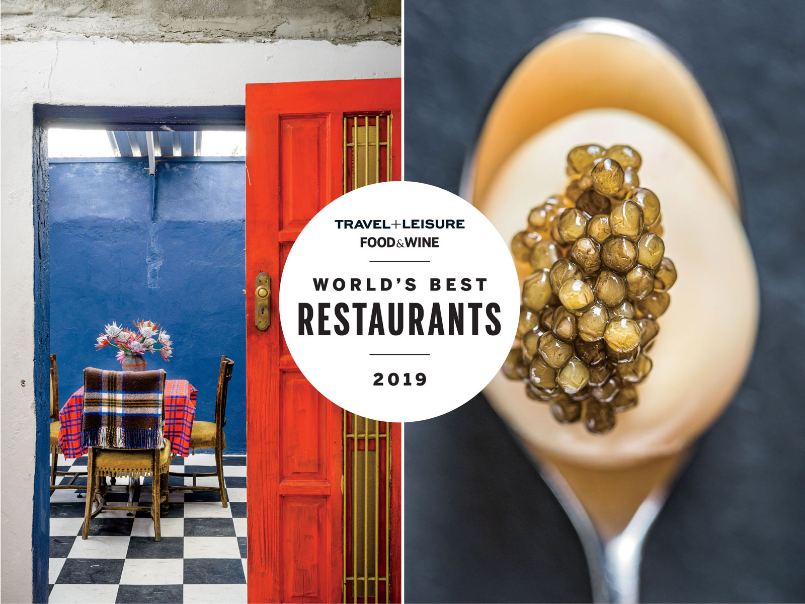 How We Chose the World's Best Restaurants