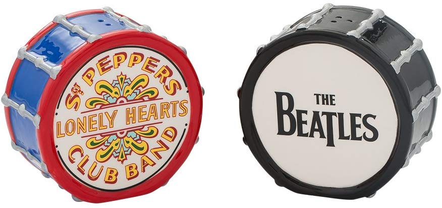Amazon Beatles Salt and Pepper Set