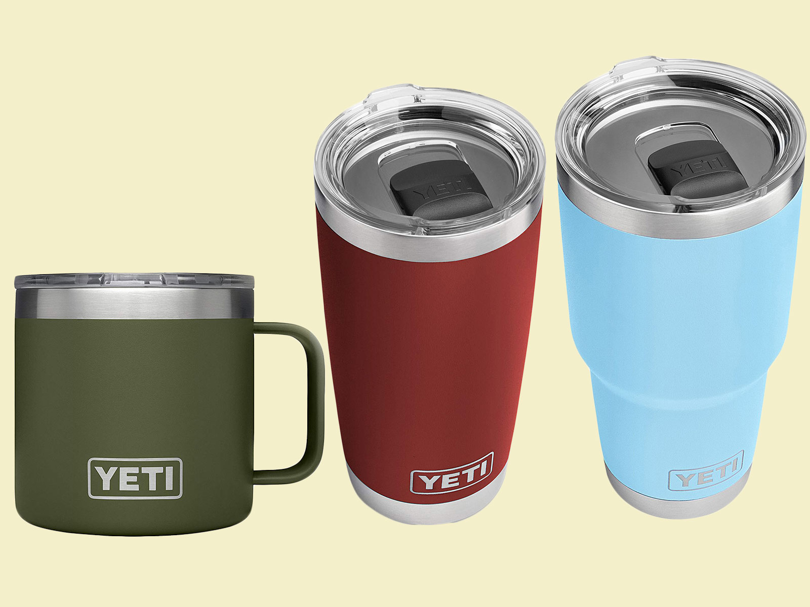 Yeti Coffee Mugs